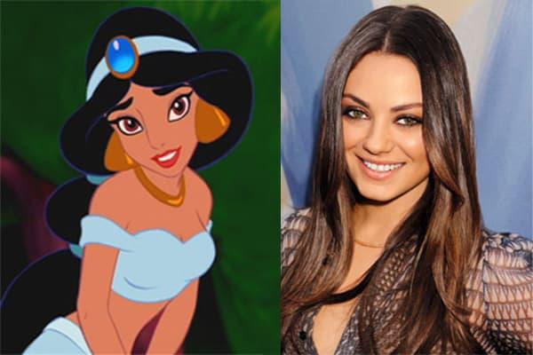 Jasmine - Mila Kunis