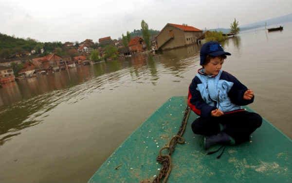 Da se ne zaboravi - velike poplave u Srbiji, BiH i Hrvatskoj