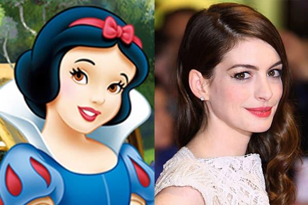 Snow White - Anne Hathaway