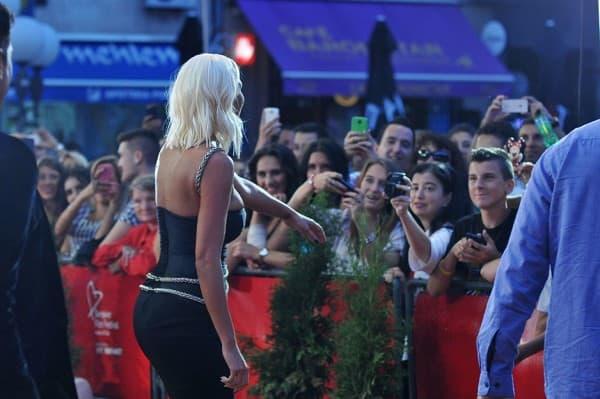 Jelena Karleusa na Sarajevo film festivalu