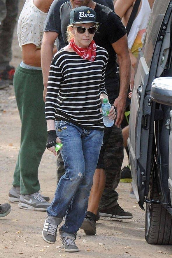 Kraljica šoubiznisa, Madonna, ovog leta sa svojom decom odmara se u Kanu.