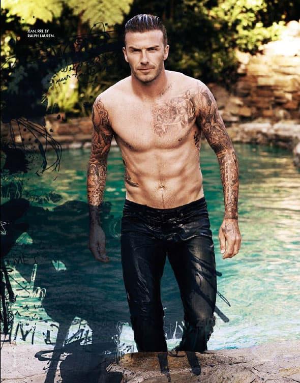 Još jedno laskavo priznanje za Beckhama! (foto: Elle)