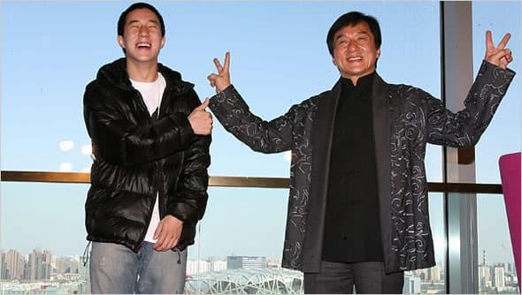 Jaycee Chan uhapšen u akciji kineskih vlasti protiv suzbijanja narkomanije! (foto: NYtimes)