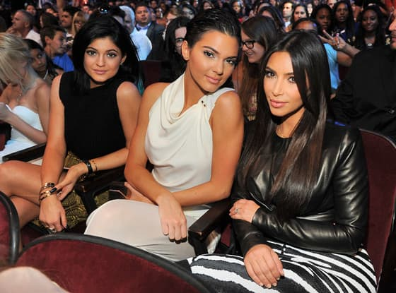 Sestre Jenner i Kardashian prisustvovale su dodeli nagrada