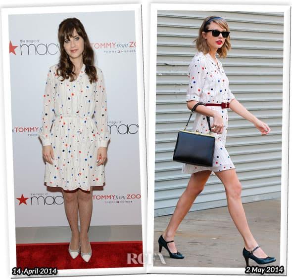 Kojoj bolje stoji bela haljina? (foto: Redcarpet-fashionawards)