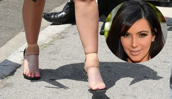 Starleta Kim Kardashian