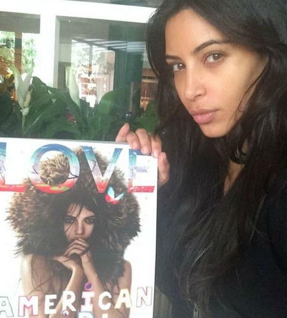 Ovaj selfie Kim Kardashian je vrlo poseban