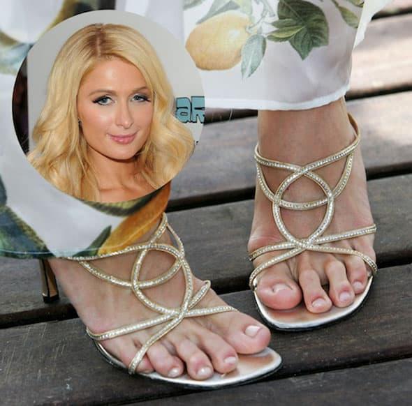 Džetseterka Paris Hilton