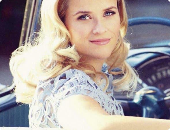 Glumica Laura Jeanne Reese Witherspoon izbacila je prva dva imena zbog skraćivanja. Reese je zapravo devojačko prezime njene majke. (foto: GlamourUK)