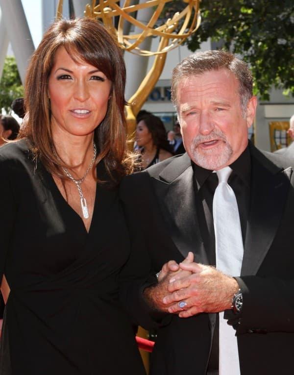 Robin sa suprugom (foto: taddlr.com)