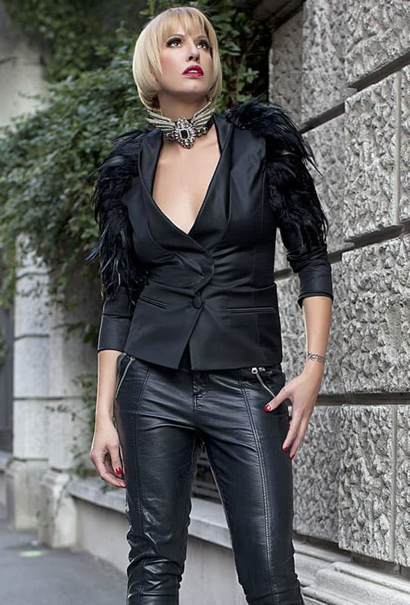 Ovogodišnja predstavnica Makedonije na Evroviziji u najgledanijem šouprogramu! (foto: Facebook)