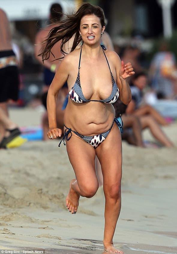 Chantelle Houghton (foto: DailyMail)
