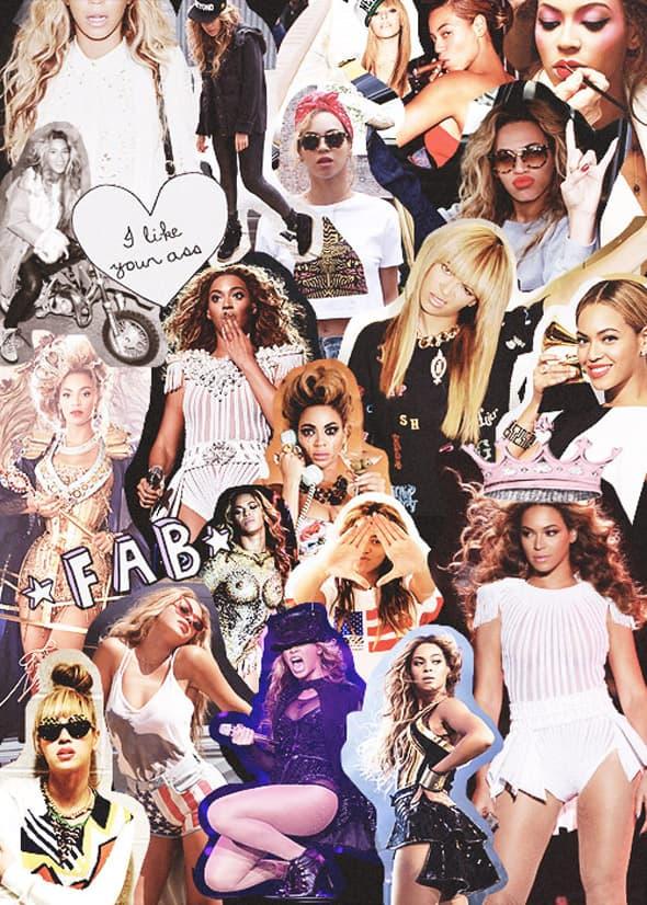 Kako da izgledaš kao Beyonce? (foto: Tumblr)
