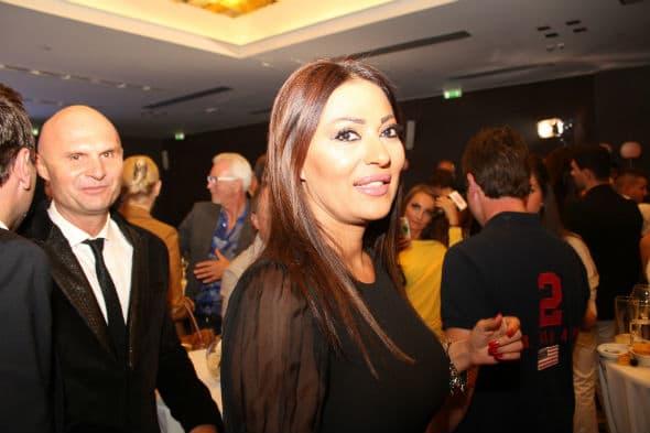 Svetlana je bila estradna zvezda večeri!