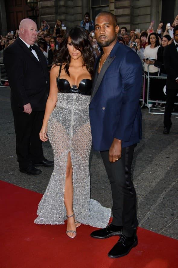Gospodin i gospođa West (foto: wenn)