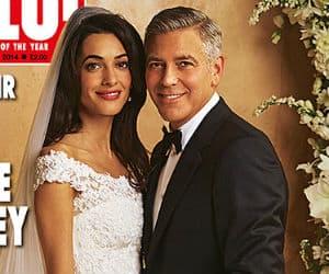 Pogledajte prvu fotografiju venčanja Georga Clooneya i Amal!