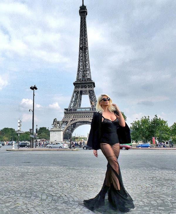 Pozdrav iz Pariza!