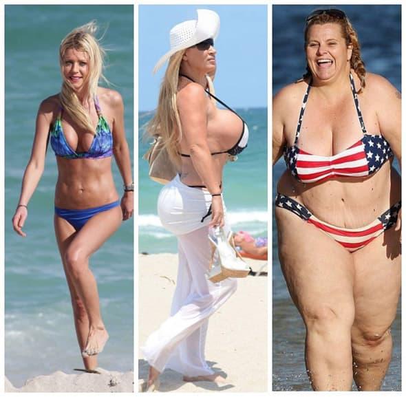 Ovo su najekstremnija tela u Holivudu! (foto: Tracara)