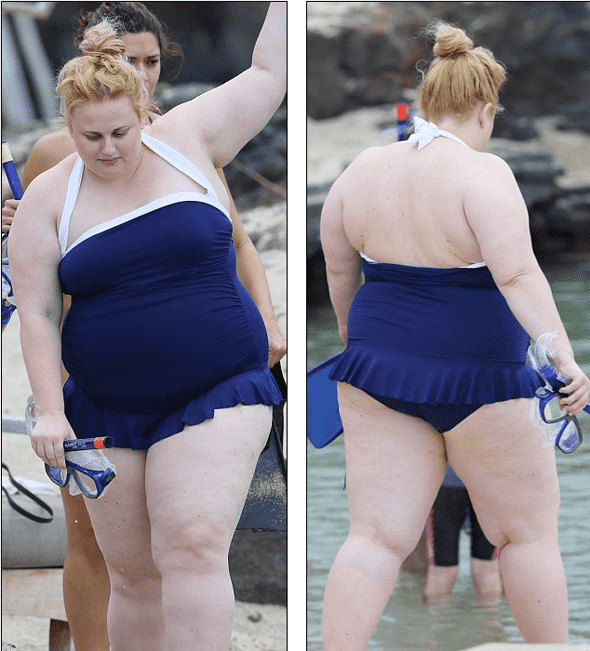 Rebel Wilson (foto: DailyMail)