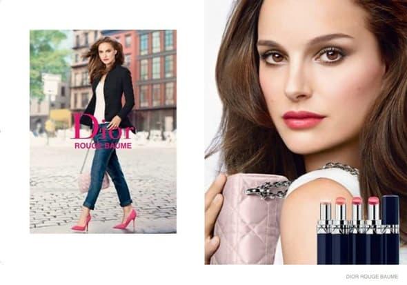 Natalie Portman za Dior (foto: Style)