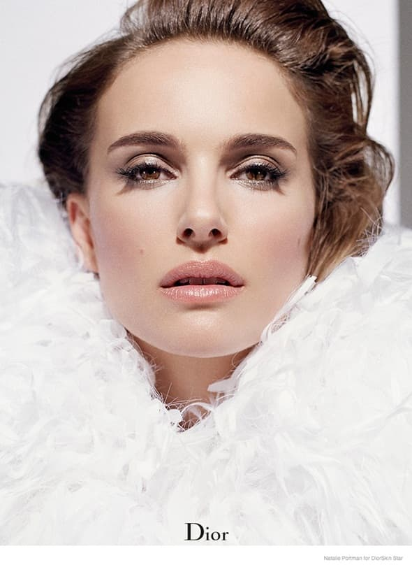 (Natalie Portman foto: Dior)