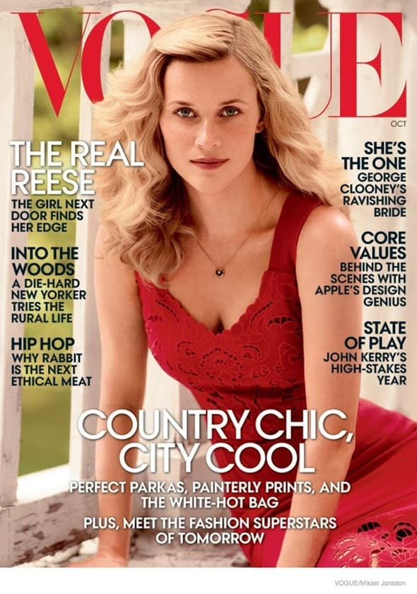 Reese za Vogue magazin (foto: Vogue)