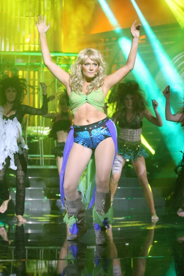 Elena Risteska kao Britney Spears Tvoje lice zvuči poznato (5)