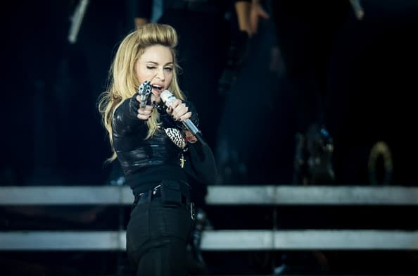 Madonna je sigurno pravi pogodak za finale X-Factora! (foto: Facebook)