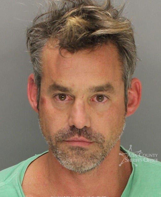 Njegovo hapšenje nikoga nije iznenadilo (foto: ADA COUNTY SHERIFF)