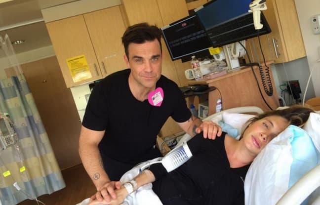 Ovo je drugo dete Robbie Williamsa. (foto: facebook)