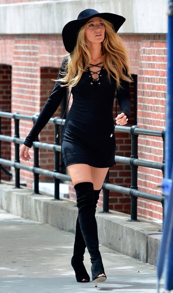 blake lively street style 05