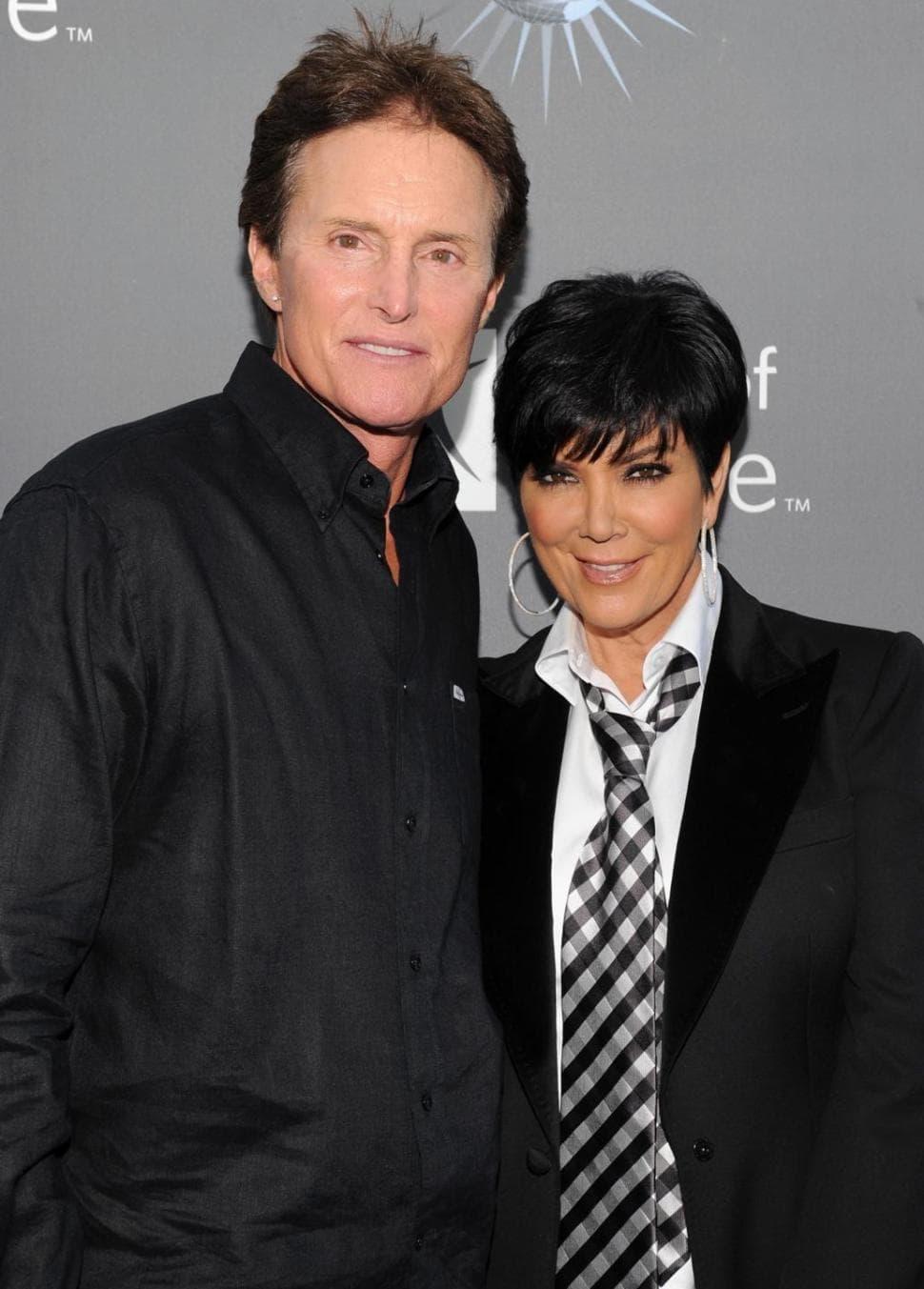 Bruce i Kris Jenner iz vremena ljubavi (foto: JOHN SCIULLI)