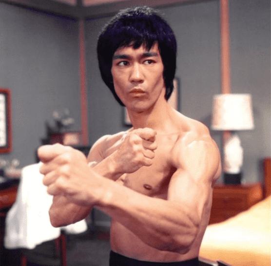 Bruce Lee (foto: Reddit)