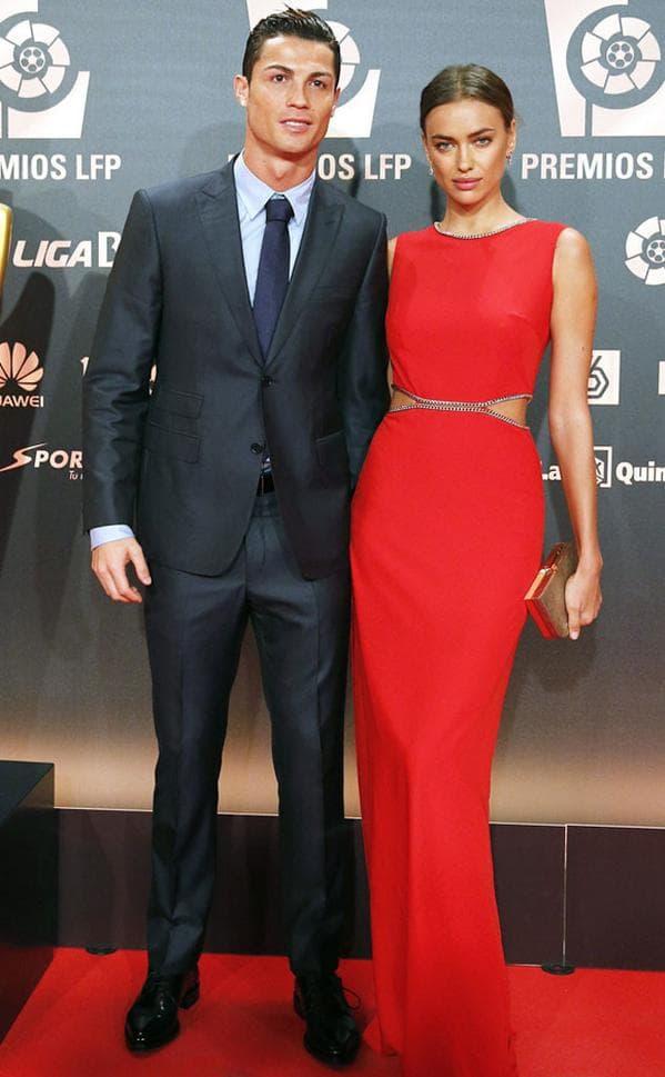 Fudbaler i lepotica zajedno u javnosti (foto: E! Online)