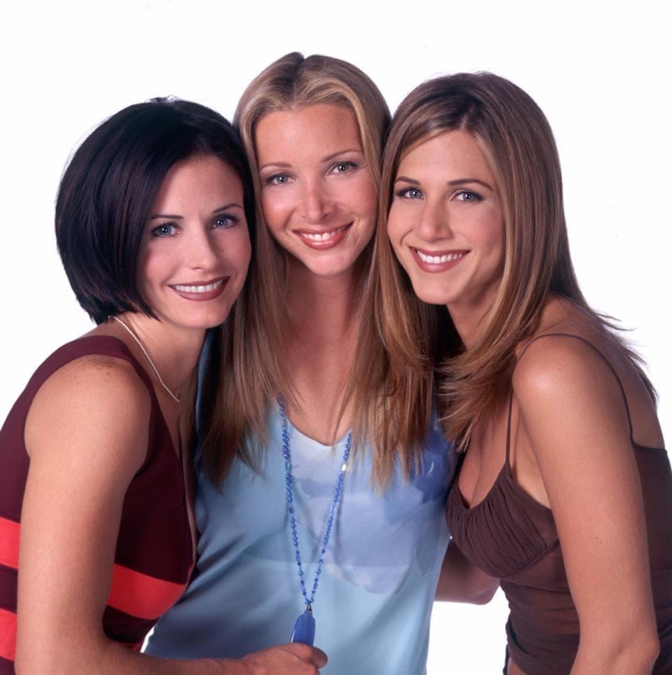 Ženski deo ekipe serije 'Friends' ćemo uskoro gledati na malim ekranima! (foto: Facebook)