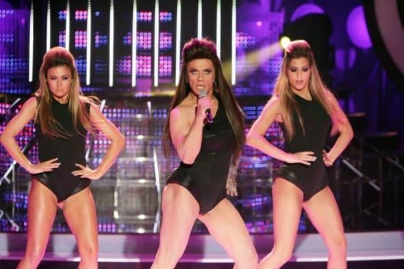 Hrvatska Beyonce izgleda ovako! (foto: Nova TV)