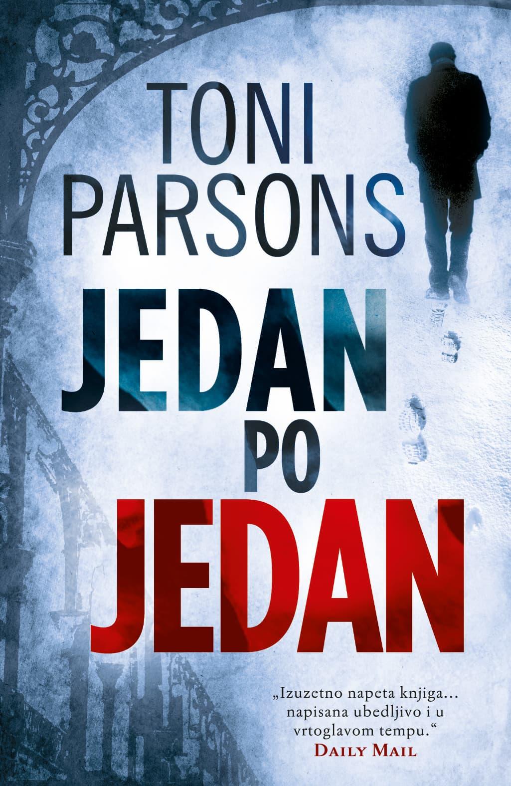 Roman Jedan po jedan u prodaji je u svim Laguninim knjižarama