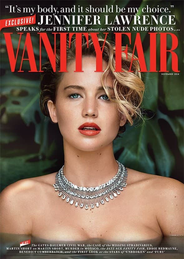 jennifer lawrence vf