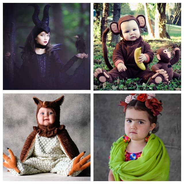 Zanimljive ideje za dečije kostime! (foto: Tracara)