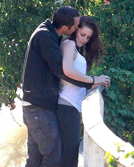 Kristen i Robert uhvaćeni na delu (foto: Us Weekly)
