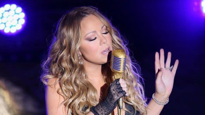 Mariah radi više stvari odjednom! (foto: Mariah Carey.com)