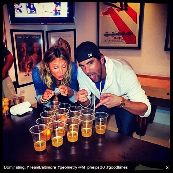 Phelps je i ranije pokazivao sklonost ka alkoholu (foto: Instagram)