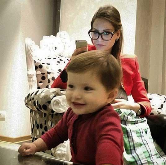 Porodična idila Mirke i Vujadina! (foto: Instagram)