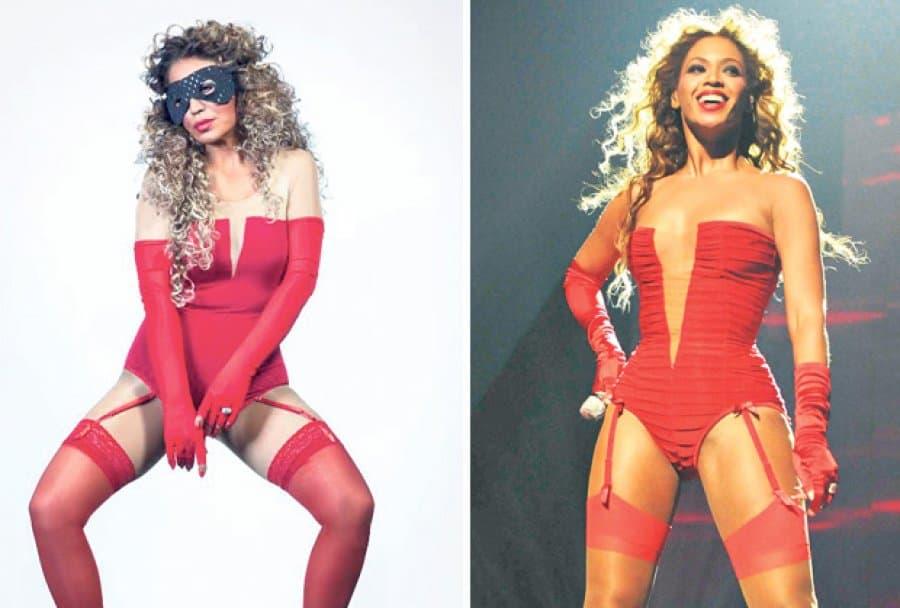 Neda kao Beyonce u prvoj epizodi TLZP! (foto: PR)