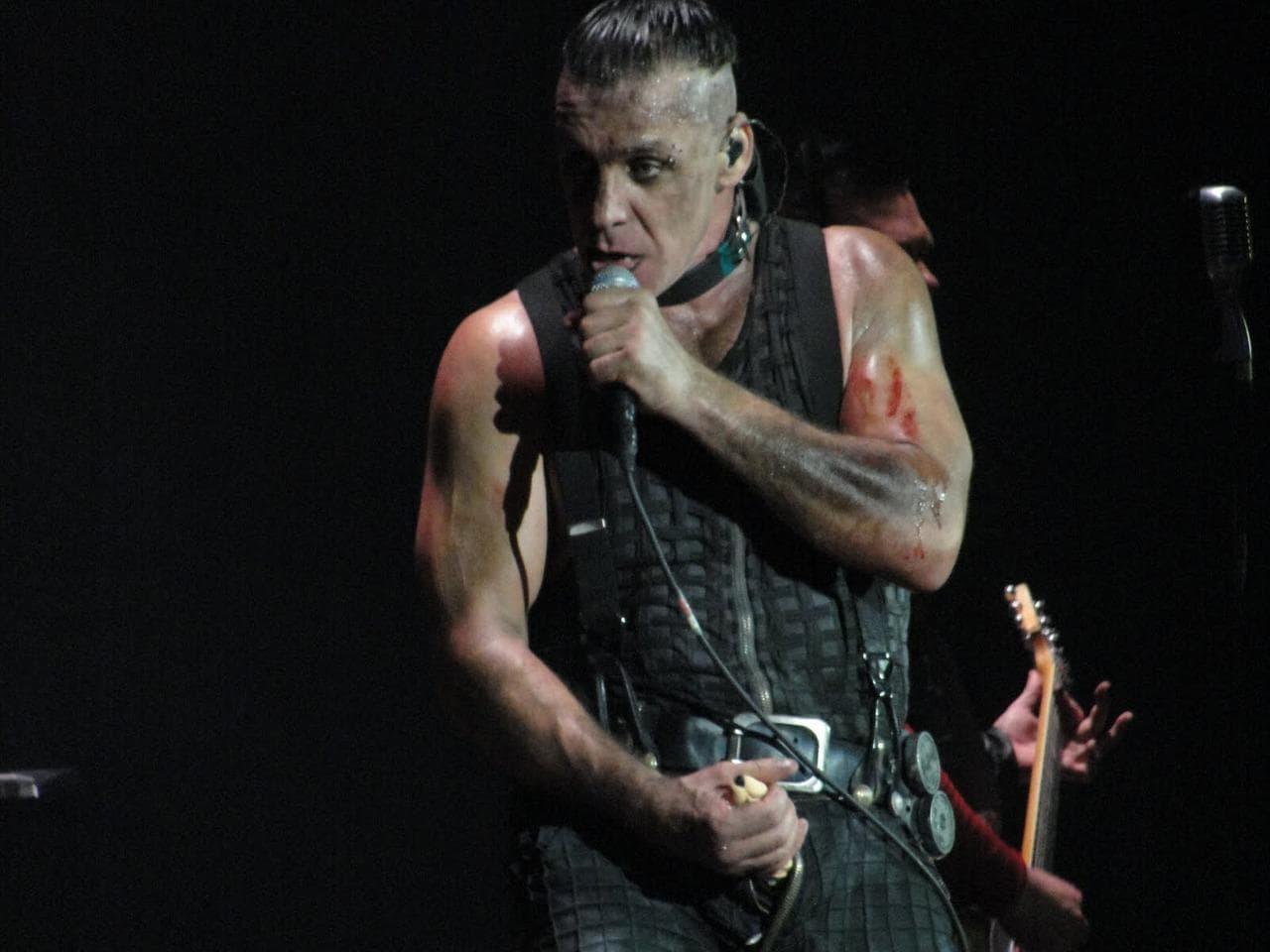 Ovako izgleda pevač Rammsteina