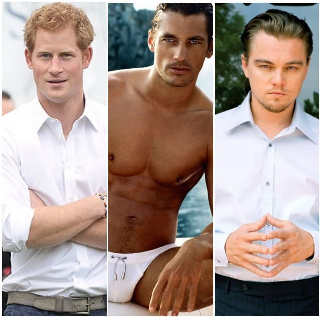 Kome treba da pripadne titula najpoželjnijeg neženje? (foto: People, GQ, D&G)