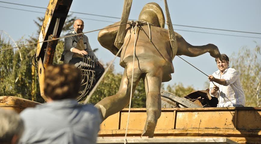 Scena iz filma 'Spomenik Majklu Džeksonu' (foto: PR)