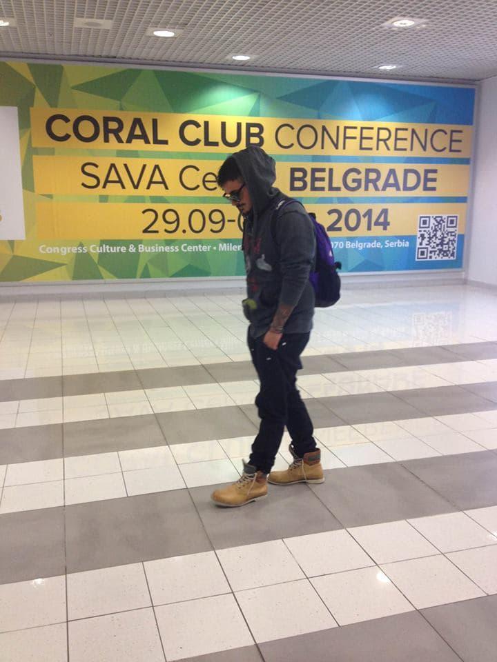 Stan na beogradskom aerodromu! (foto: Tracara)