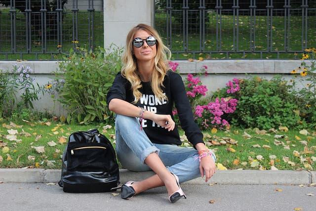Oglasila se povodom blama na Milanskoj nedelji mode! (foto: Zorannah)
