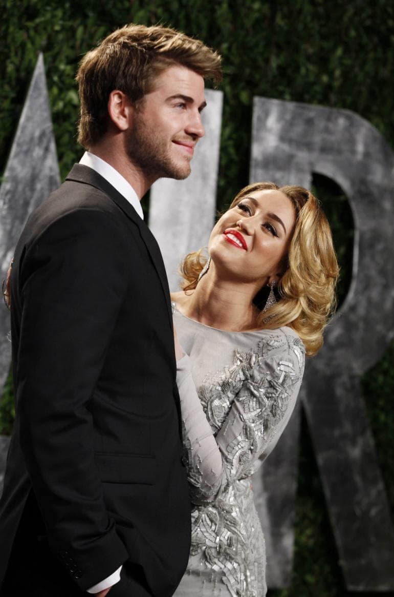 Liam i Miley dok su bili srećno zaljubljeni. (foto: Facebook)